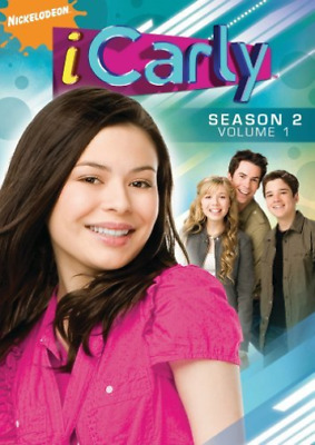 Icarly - Season 2: Volume 1 DVD NEUF • 12.17£