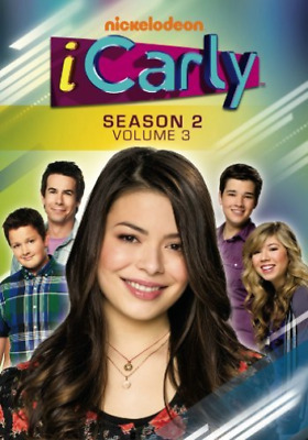 Icarly: Season 2, Vol. 3 DVD NEUF • 12.31£