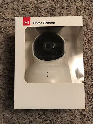 YI Dome Camera 360 Coverage Home System Wireless IP Security Surveillance 720p • 25.04£