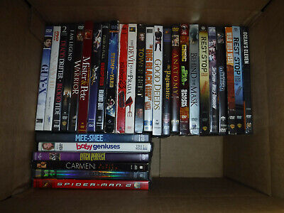 $ CDN10.19 • Buy Lot Of 30 DVD Assorted Wholesale Lot (D9) ACTUAL MOVIES PICTURED
