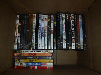 $ CDN10.19 • Buy Lot Of 30 DVD Assorted Wholesale Lot (D5) ACTUAL MOVIES PICTURED