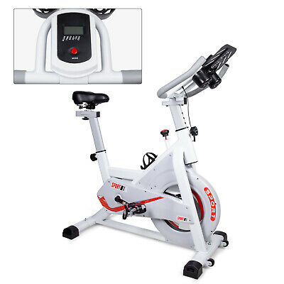 Exercise Spin Bike Magnetic Gym Cycling Indoor Cardio Training Fitness Home • 219.99£