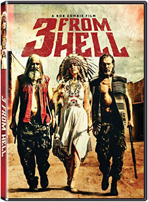 AU11.80 • Buy Pb Horror-3 From Hell (dvd) (us Import) Dvd New