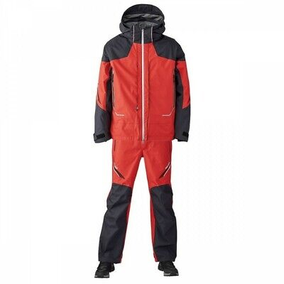 £685.09 • Buy Daiwa DR-15020 Provisor Gore-Tex Product Combi Up Rain Suit Red 3XL From Japan