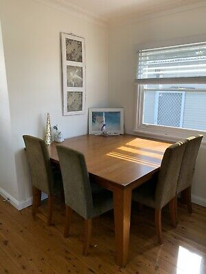 AU190 • Buy 8 Seater Dining Table And Chairs