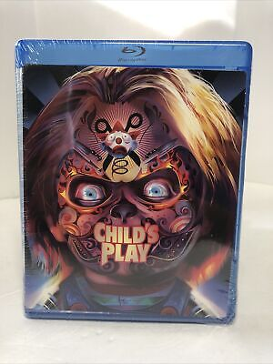 CHILDS'S PLAY 1988 BLU RAY New Sealed • 4.29£