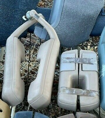 AU250 • Buy Holden Commodore Vb Vc Vh Vk Vl Arm Rest Long Front & Rear + Ashtray Sandlewood