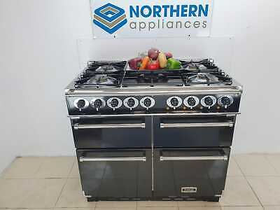 Falcon Range Cooker Dual Fuel 100cm Steam Cleaned In Good Order  • 1,800£
