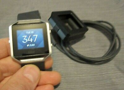 $ CDN63.13 • Buy Fitbit Blaze FB502 Activity Tracker Large Band W/ Charger - Works Great