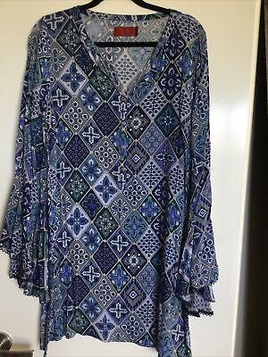 AU80 • Buy Tigerlilly Dress Size 14 Worn Once As New