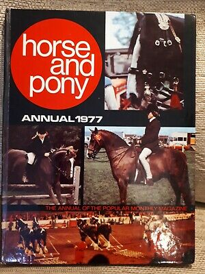 £3.95 • Buy Horse And Pony Annual 1977 Book. In Very Good Condition.