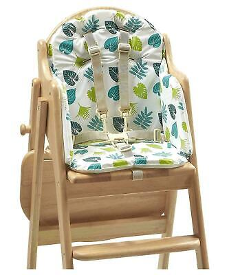 East Coast Highchair Insert Meal Time/Feeding Chair Tropical Friends • 16.35£