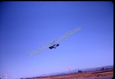 $ CDN17.28 • Buy Experimental Aircraft Gyroplane In The Air Flying 1960s 35mm Slide
