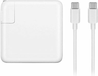 AU29.09 • Buy 87W USB-C Power Adapter Charger For A1719 Macbook Pro 15'' 2016 2017 2018 2019
