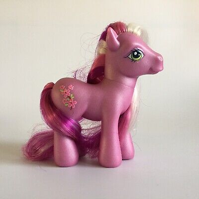 £8.50 • Buy My Little Pony G3 Hasbro Collectable Toy Horse Figure Cherry Blossom III MLP #2