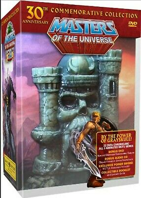 $275.67 • Buy Masters Of The Universe: 30th Anniversary Commemorative Collection (DVD, 2012, …