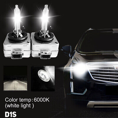 AU22.16 • Buy New Car Motorbike Replacement HID Headlight FrontLight 35W D1S 6000K Xenon Lamp