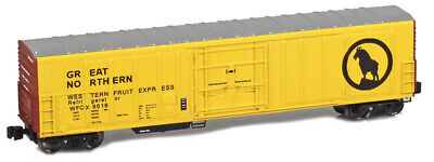 AU41.38 • Buy AZL Z Scale R-70-220 Reefer Single, Great Northern