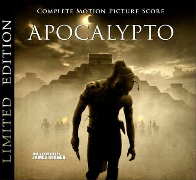 Apocalypto - 2 X CD Complete Score - Limited Edition - James Horner • 29.95£