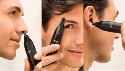 AU37 • Buy Philips Norelco Nose Hair Ear Eyebrow Personal Detail Trimmer 1500 NT1500/49 NEW