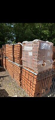 Ibstock New Red Facing Bricks  • 150£