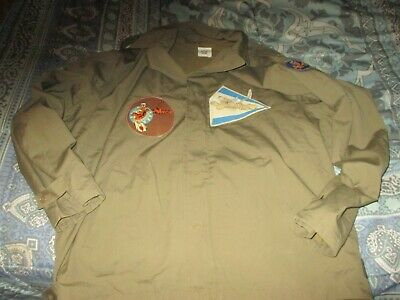 $350 • Buy Wwii  14 Th Aaf Flying Tiger  Flight / M-41 Field  Jacket Five Patch   Size 48 R