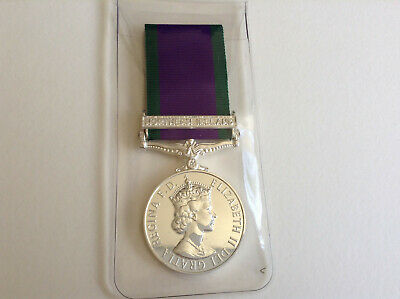 £45 • Buy Northern Ireland Campaign Service Medal
