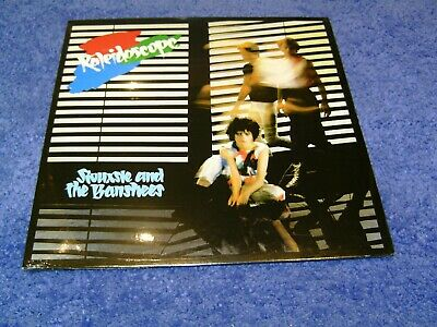 SIOUXSIE AND THE BANSHEES- KALEIDOSCOPE HALF SPEED MASTER 180g  VINYL LP-NEW  • 19.99£