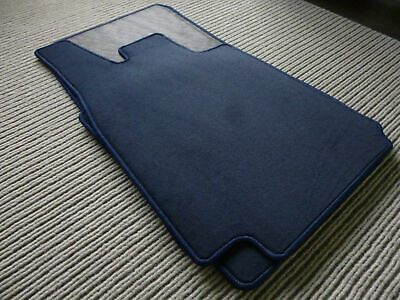 $99.50 • Buy Velours Car Floor Mats Fitted For BMW M3 E30 3 Series Convertible 1985-1994 BLUE