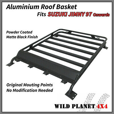 AU469 • Buy Roof Rack For Suzuki Jimny Original Mounting Points 97-2018 Aluminum Alloy