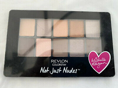 New & Sealed Revlon Colorstay Not Just Nudes Eye Palette In 01 Passionate Nudes • 5.99£