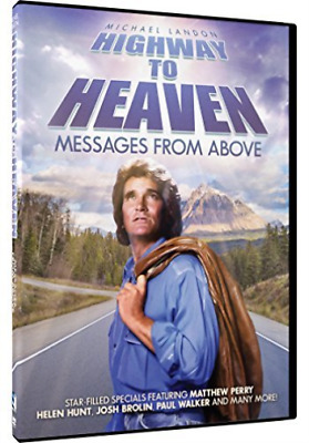 £8.46 • Buy Highway To Heaven / Message...-highway To Heaven / Messages  (us Import) Dvd New