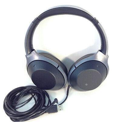 $ CDN120.16 • Buy Sony WH 1000XM2 Premium Noise Cancelling Wireless Headphones WIRED Or WIRELESS