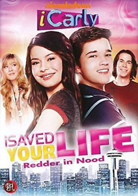 Icarly - I Saved Your Life [Region 2] - Dutch Import DVD NEUF • 7.13£