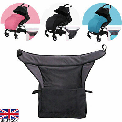 £12.57 • Buy Windproof Baby Stroller Foot Muff Buggy Snuggle Cover Pram Pushchair Padded New