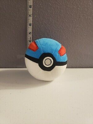 Tomy Pokemon Great Ball Plush Toy • 10.12£
