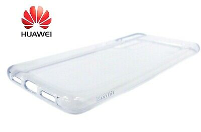 Genuine Huawei Clear Silicone Case Cover For Huawei P20 Pro • 2.99£