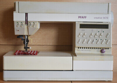 Pfaff Creative 1473, Domestic Sewing Machine SALE! 20% OFF! (Was £449.99) • 359.99£