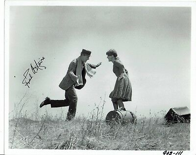 Fred Astaire Finians Rainbow Hand Signed Vintage Photograph 10 X 8 • 150£
