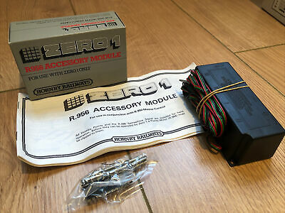 Hornby Zero 1 R956 Accessory Module - Boxed, Never Used, With Instrustions • 11.99£