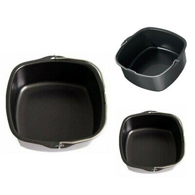 AU27.17 • Buy Air Fryer Accessories Non-Stick Baking Dish Roasting Tin Tray For Philips HD9221