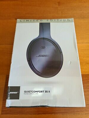 $ CDN317.59 • Buy NEW Bose QC35 II QuietComfort 2 Noise Cancel Wireless Headphones Limited Edition