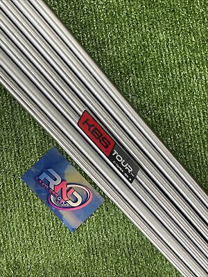 AU410 • Buy KBS C Taper 120 Stiff Shafts Certified Dealer 4-P 7 Pieces .355 Taper Tip