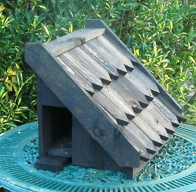 Dovecote, Dove Cote For One Pair Doves. Solid Timber. Wall Mounted. Full Size • 48£