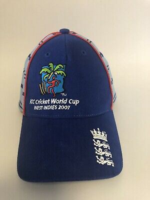 ICC Cricket World Cup 2007 West Indies Team England Cap Child - New With Tags • 11.11£