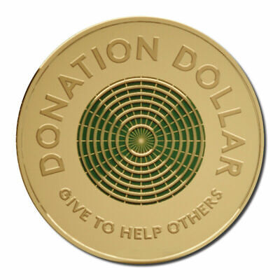 AU3.60 • Buy 2020 Australia Donation $1 Dollar Coin - (UNC)