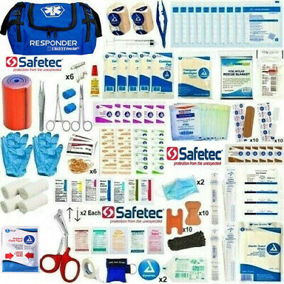 $64.99 • Buy First Aid Trauma Kit Surgical Suture Kit Emergency Bug Out Bag Military Kit EMT