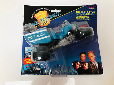 Gerry Andersons Space Precinct Police Bike Vintage Toy 1994 New & Sealed • 18£