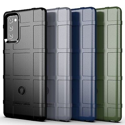 AU7.59 • Buy Simple Silicone Shield Military Thickening Case Cover Backs For Various Phones
