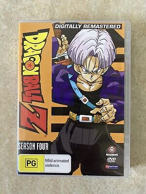 AU28.99 • Buy Dragon Ball Z: Complete Season 4 - 6 Disc Set Dvd R4 Aus Seller Aus Release